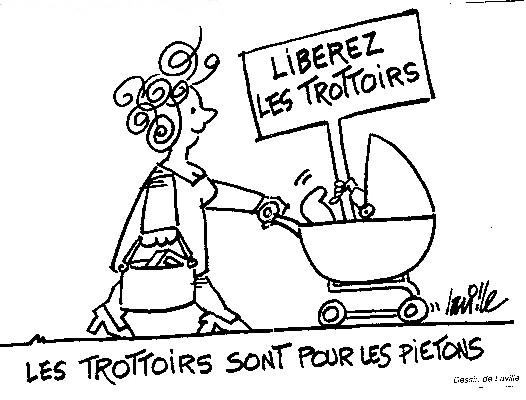 Lettres P et Q Trottoir1